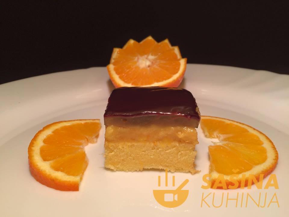 Jaffa tops naranča