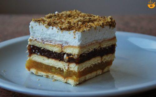 Video – Jednostavni kolač od jabuka koji se ne peče