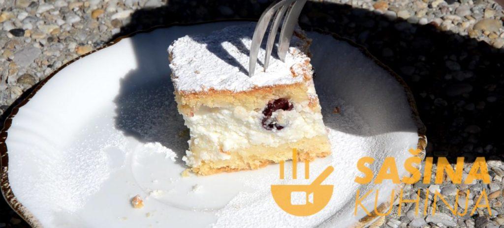 VIDEO – Kolač od sira prhko tijesto