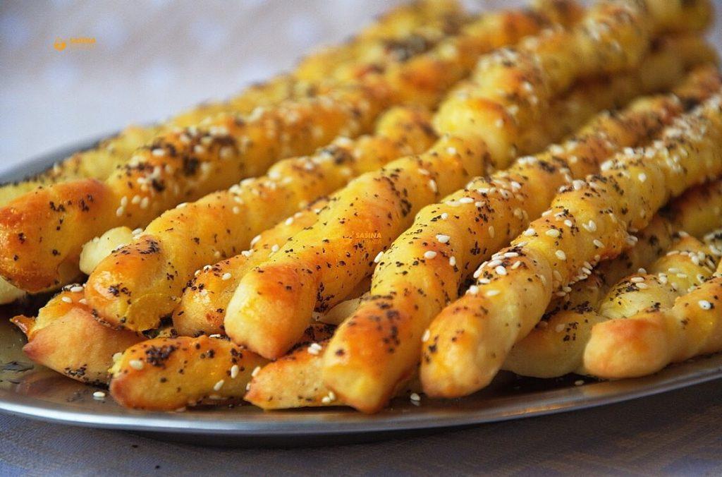 Zafrkanci štapići sa sirom recept