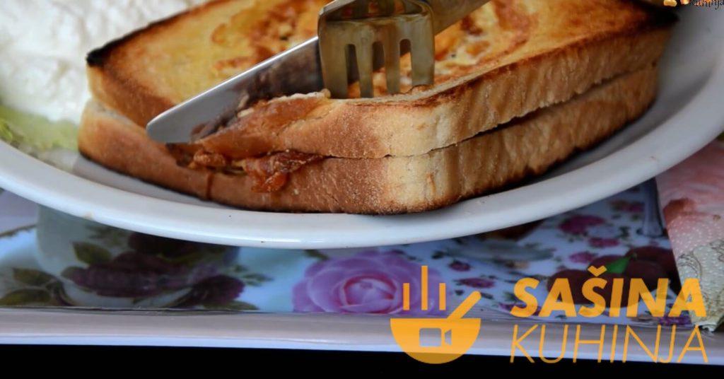 VIDEO – Savršen toast za doručak