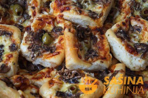 VIDEO – Mini pizze
