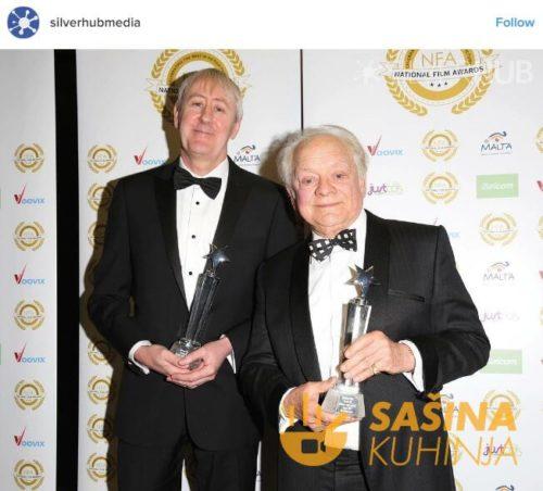 MUĆKE – Del i Rodney dobili nagradu za životno djelo