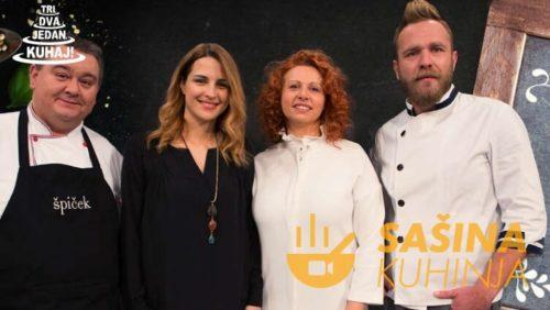 Sašina kuhinja dolazi u RTL-ov show 321 kuhaj
