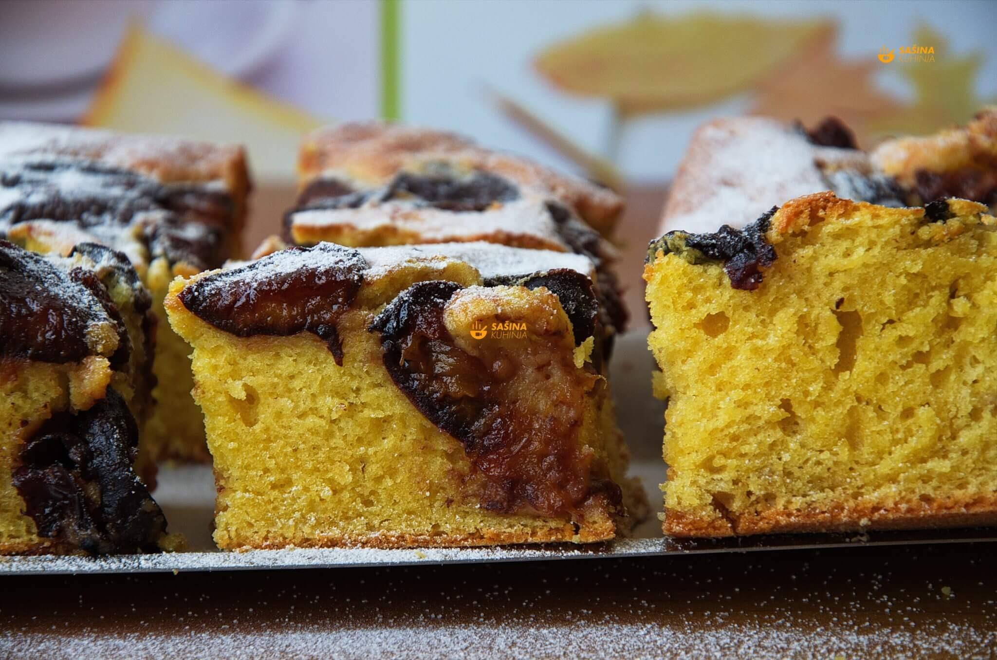kolač od šljiva