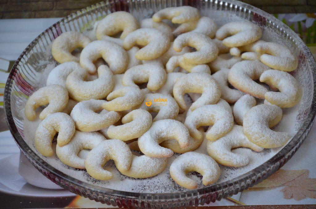 Vanil roščići vanilice sa likerom