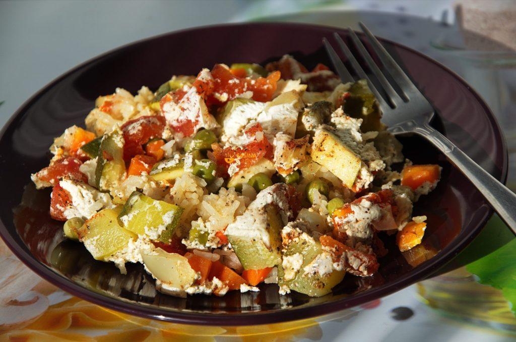 VIDEO – Riža sa povrćem 5 minuta posla