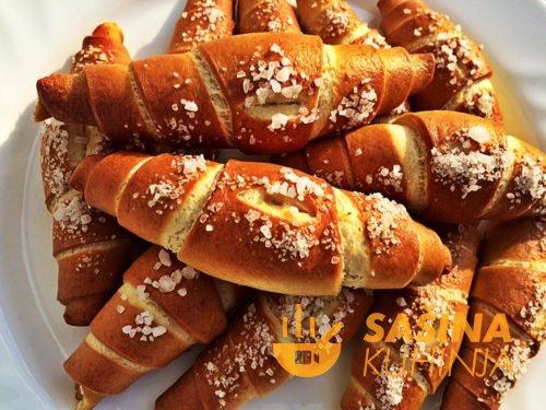FOTO – Bavarske kiflice recept