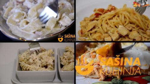 VIDEO – Piletina 4 načina kada ostane pečene piletine