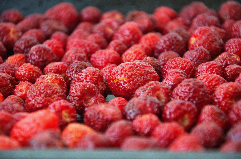 Kako pravilno zamrznuti i sačuvati jagode