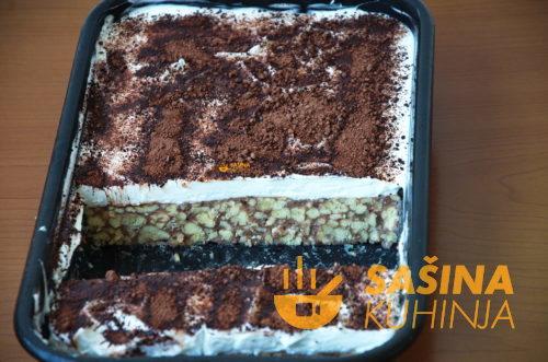 VIDEO – 2. DIO Najjednostavniji kolač na svijetu