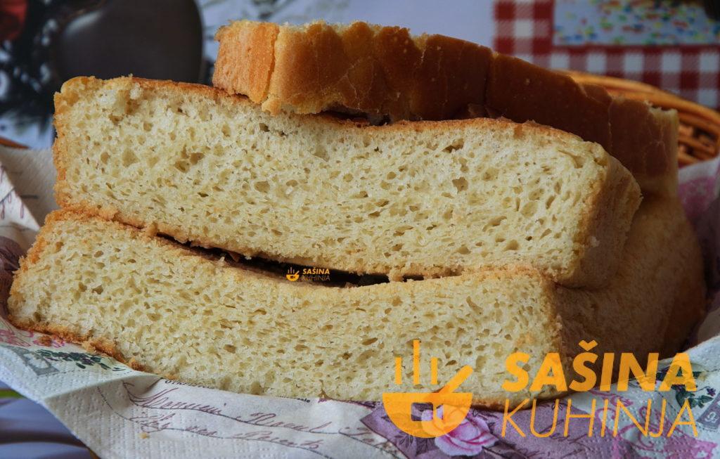 VIDEO – Kefirko spužvasta pogača / Kefir sponge bread