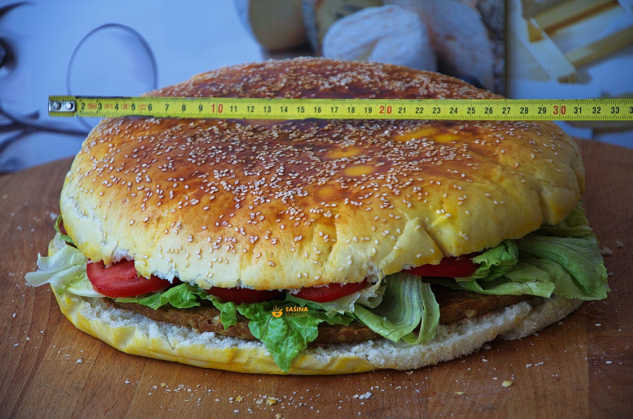 hamburger xxl