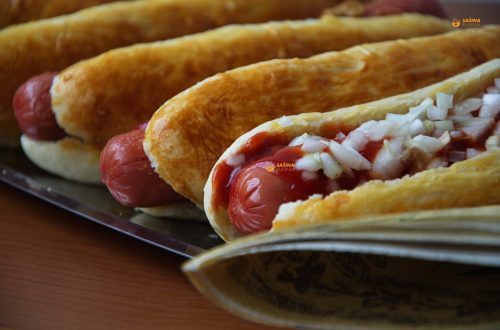 VIDEO – Hot Dog Recipe Recept
