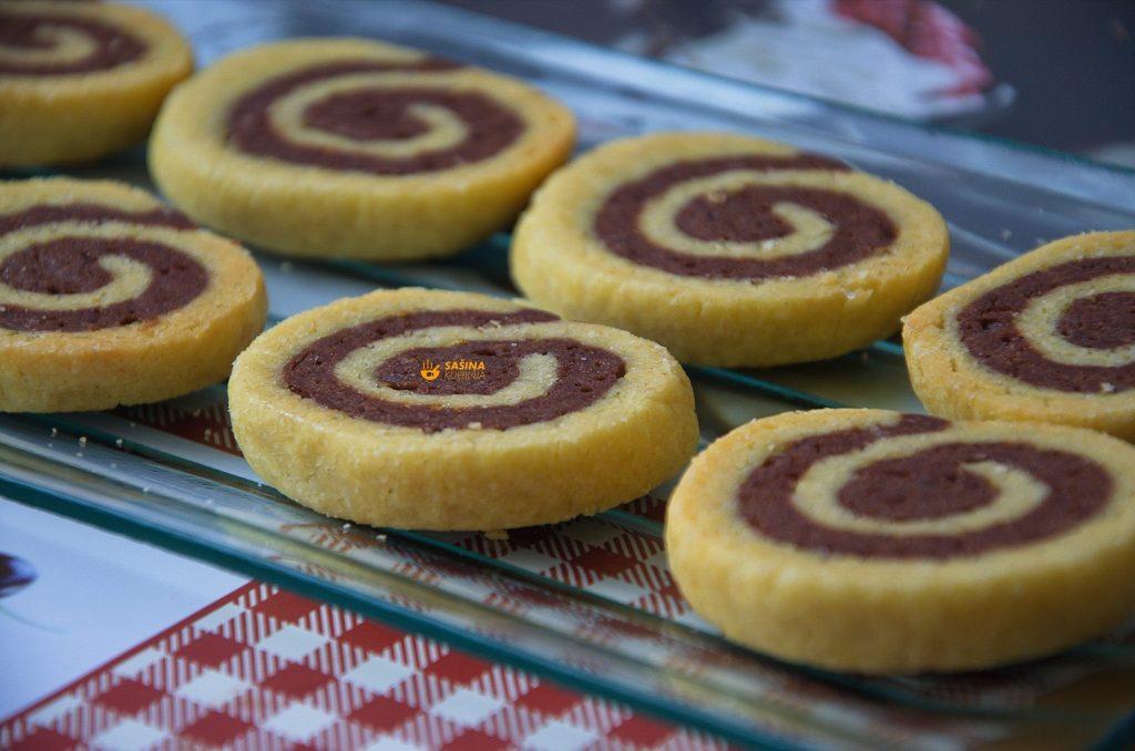 Rolani Božićni kolačići Pinwheel Cookies