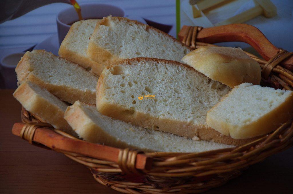 Kruh za totalne antitalente a savršenog okusa