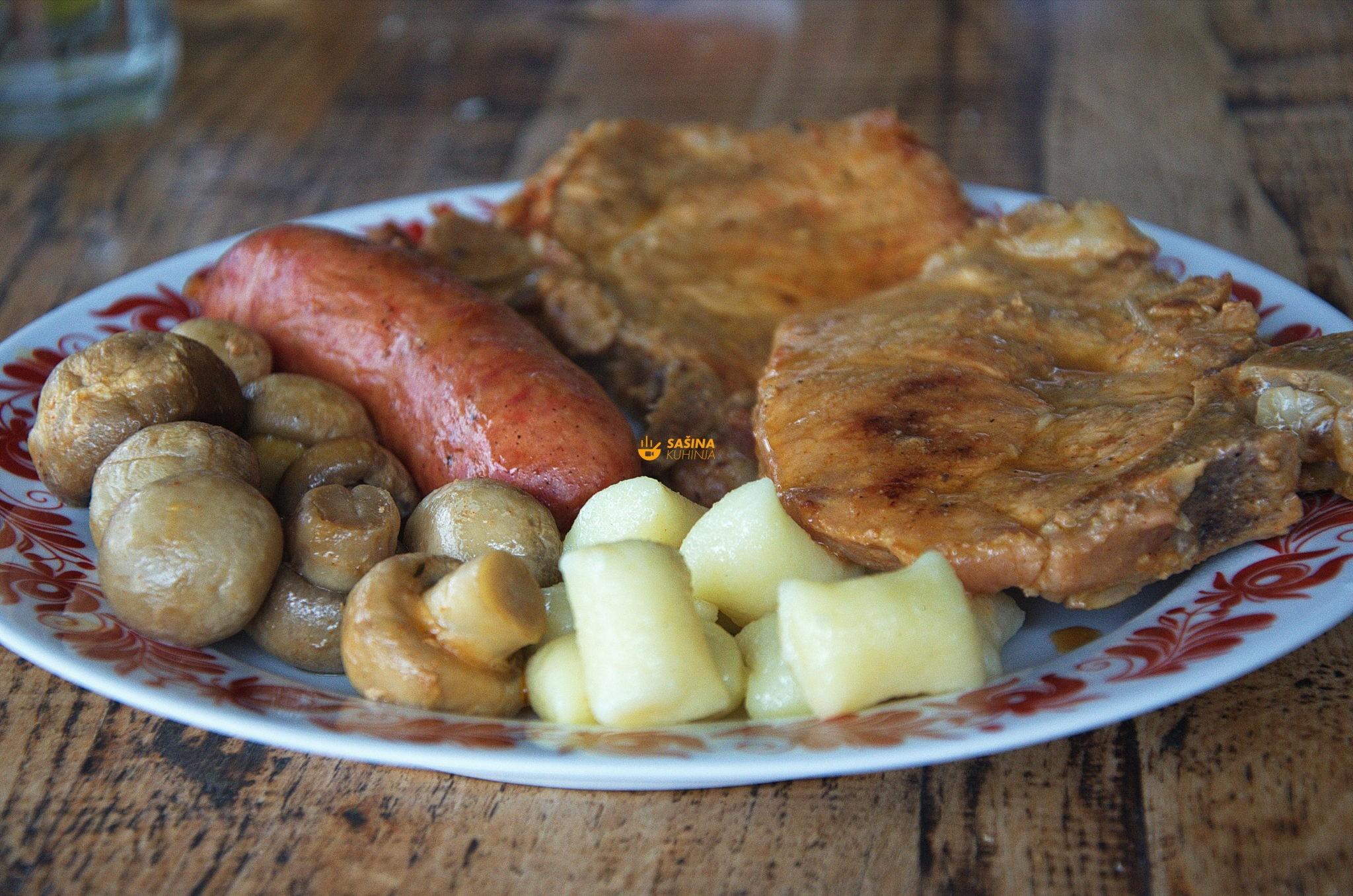 kotlovina recept bez povrća fantazija od okusa