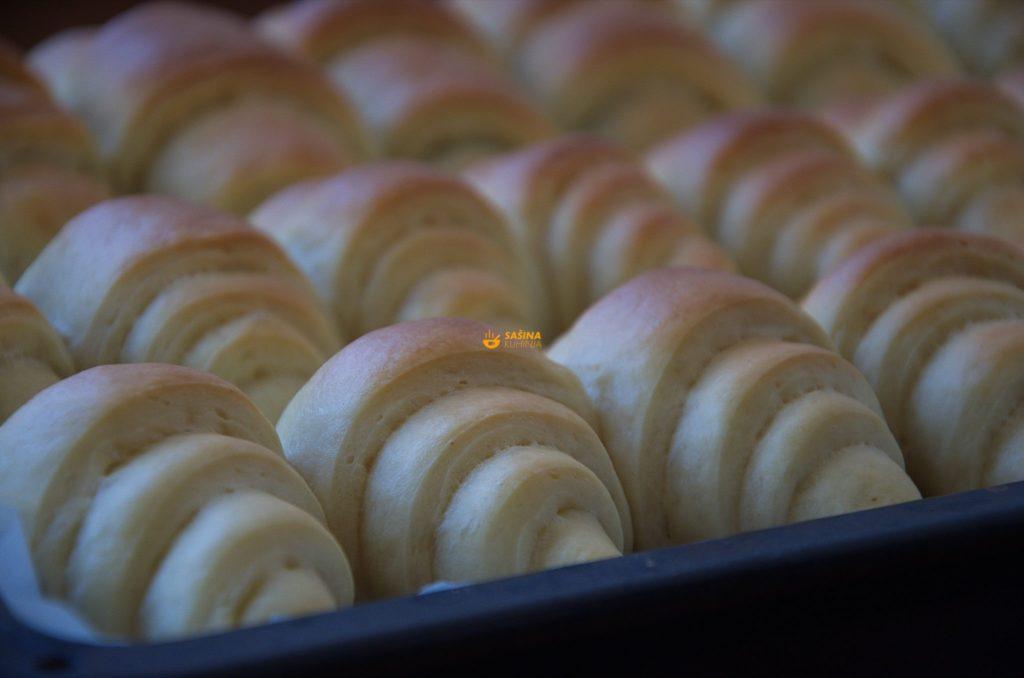 VIDEO – Punjene kiflice recept