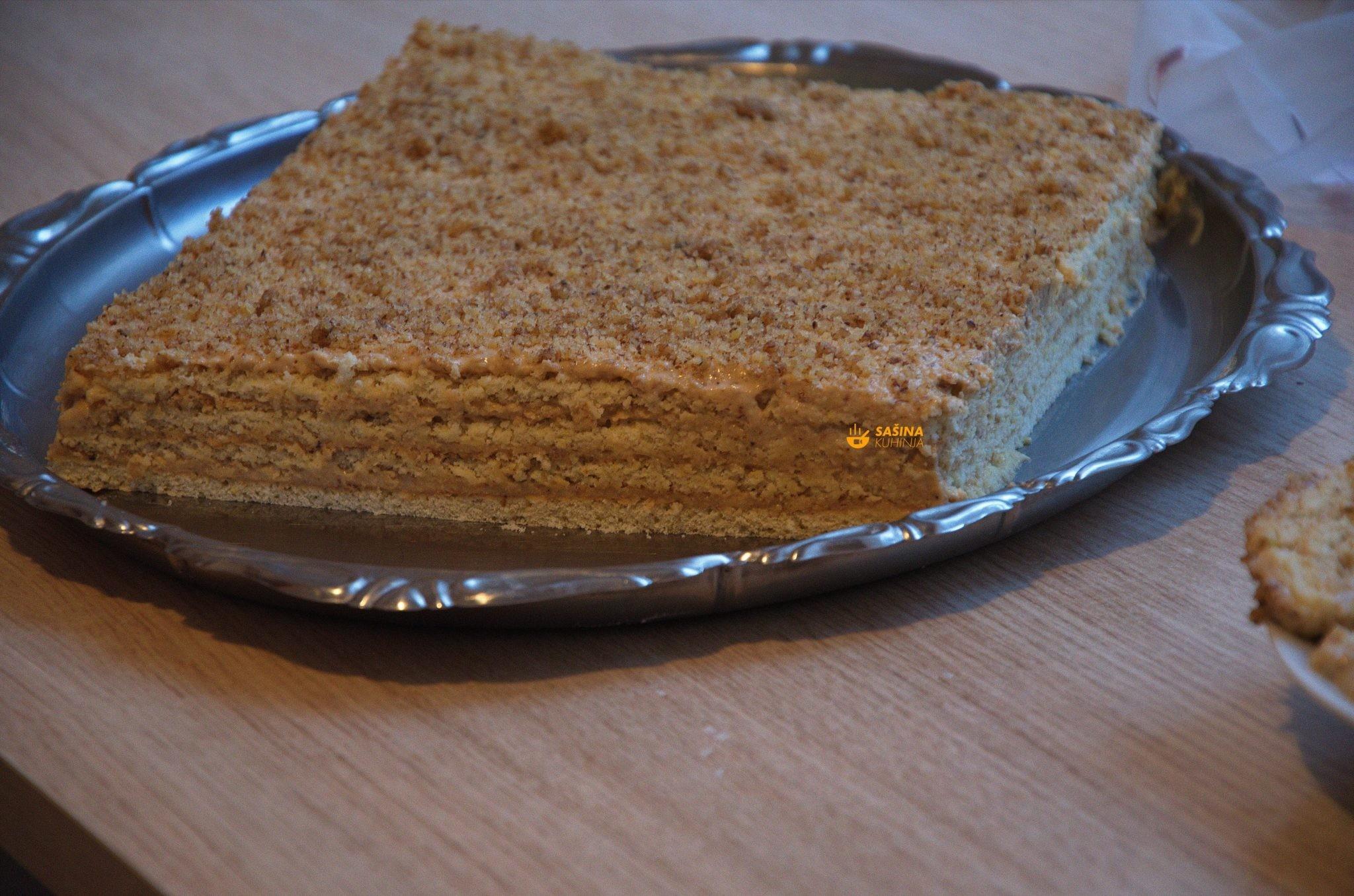 bijela pita mađarica