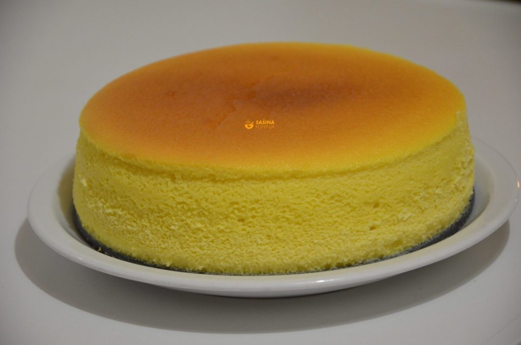 VIDEO – Japanese Cheesecake Japanski Čizkejk
