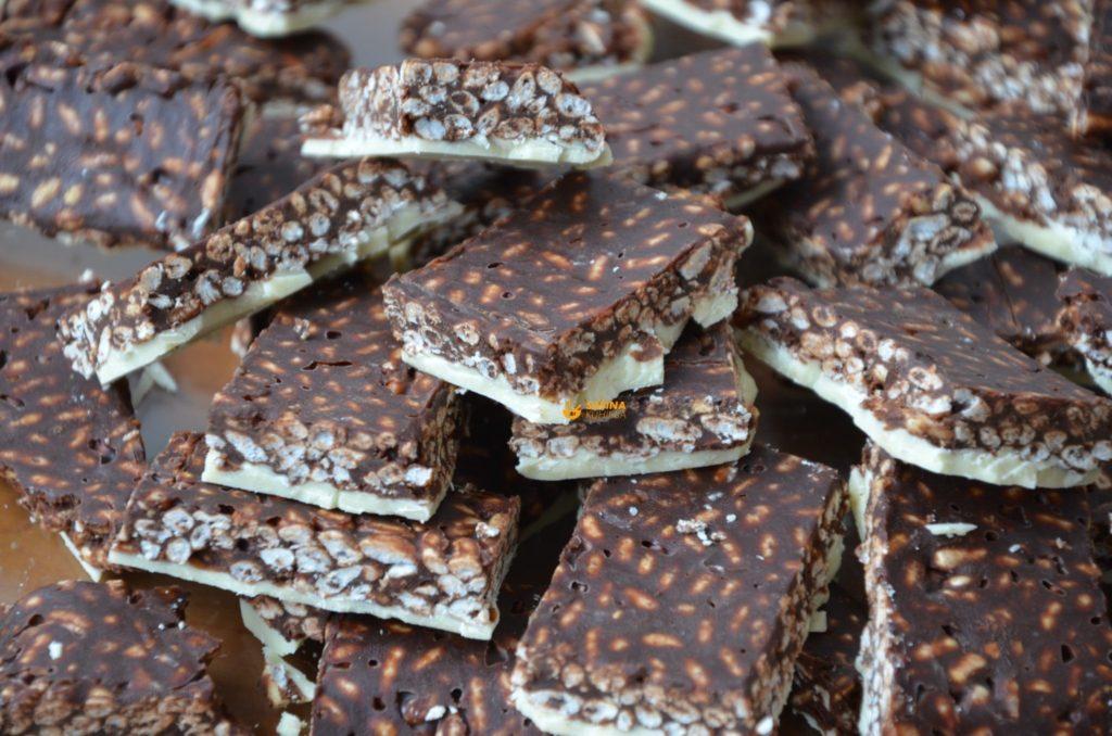 VIDEO – Rice Chocolate Recipe Čokolada sa Rižom