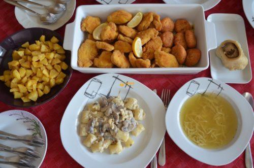 Današnji ručak 5 recepata