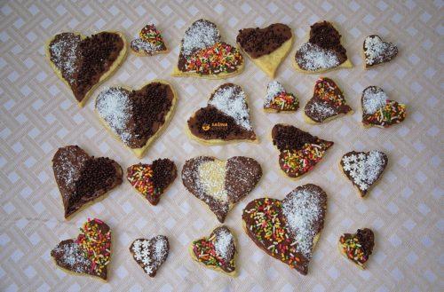 VIDEO – Valentinovo kolačići za dan zaljubljenih