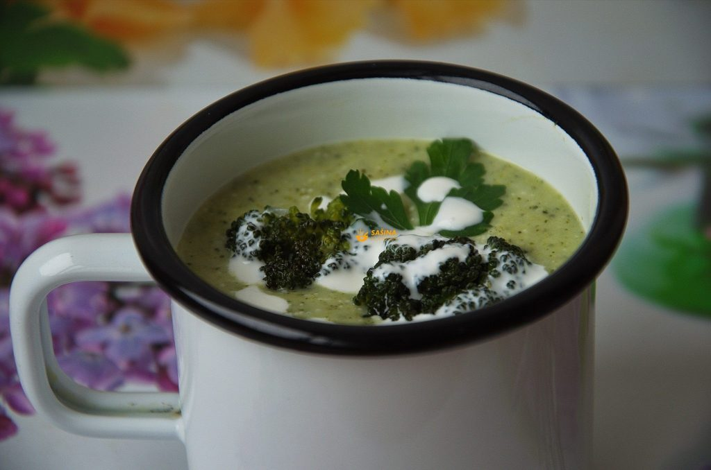 Krem juha od brokule recept