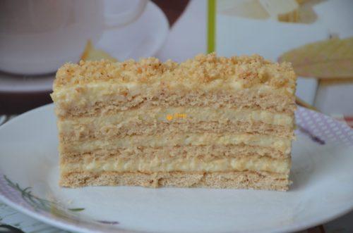 VIDEO – Sašina Lješnjak Torta Hazelnuts Cake