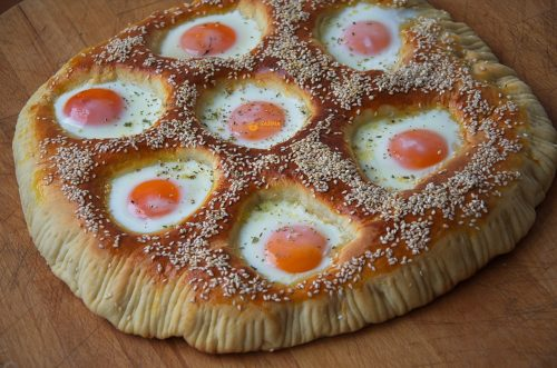 VIDEO – Super Eggs Pizza sa Jajima