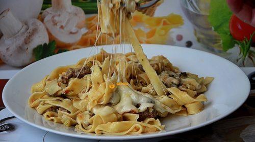 VIDEO – Beef Broccoli Tagliatelle Junetina Brokula Rezanci