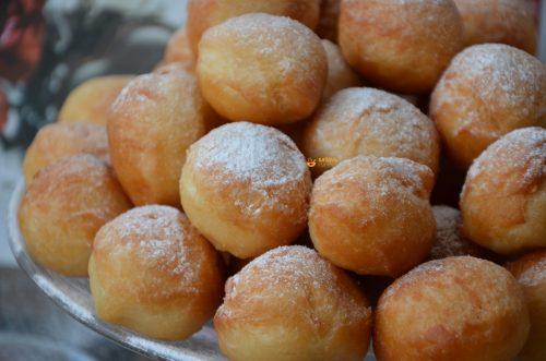 VIDEO – Mini Krafne Bez Jaja Mini Donuts No Eggs