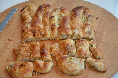 VIDEO – Pita od blitve i sira recept