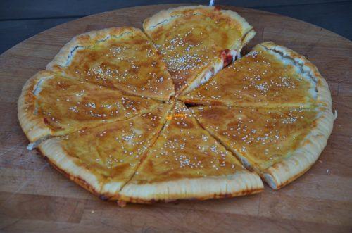 Jednostavni pizza trokuti