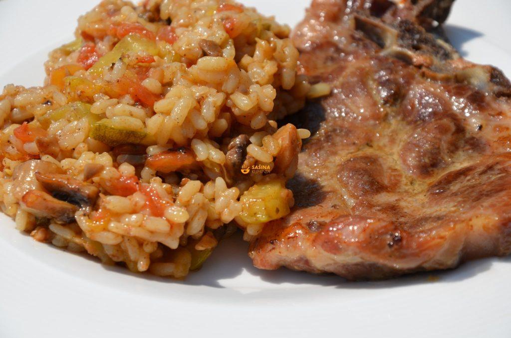 Vratina Riža za Lijenčine Lazy Pork Chuck Rice – VIDEO
