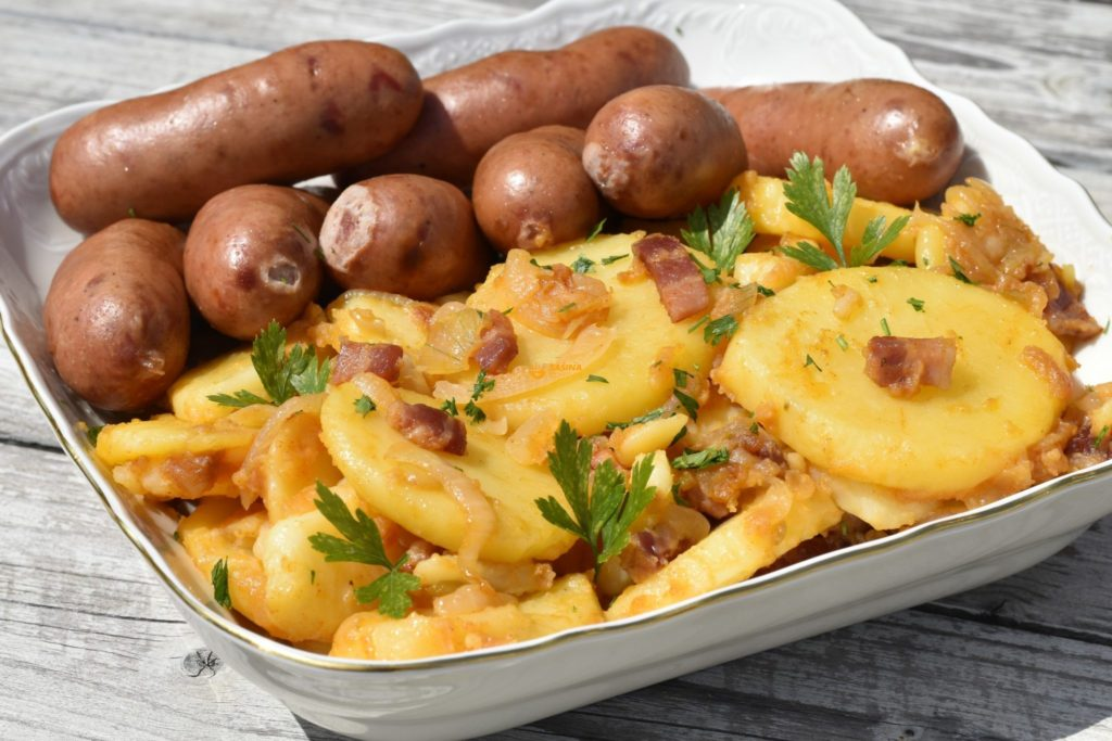 VIDEO – Restani krumpir recept