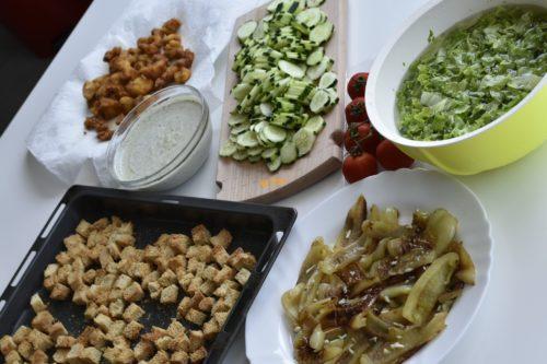 VIDEO – Obiteljska Salata Family Salad
