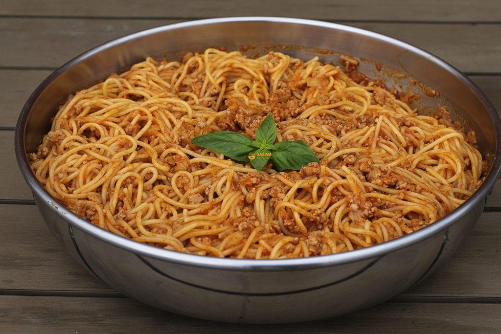 VIDEO – Špageti kamuflaža Spaghetti Camouflage