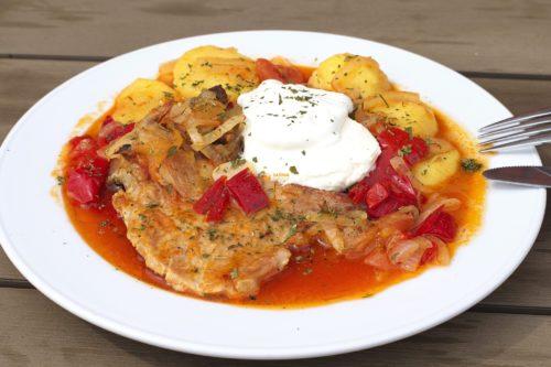 Mađarski kotleti recept