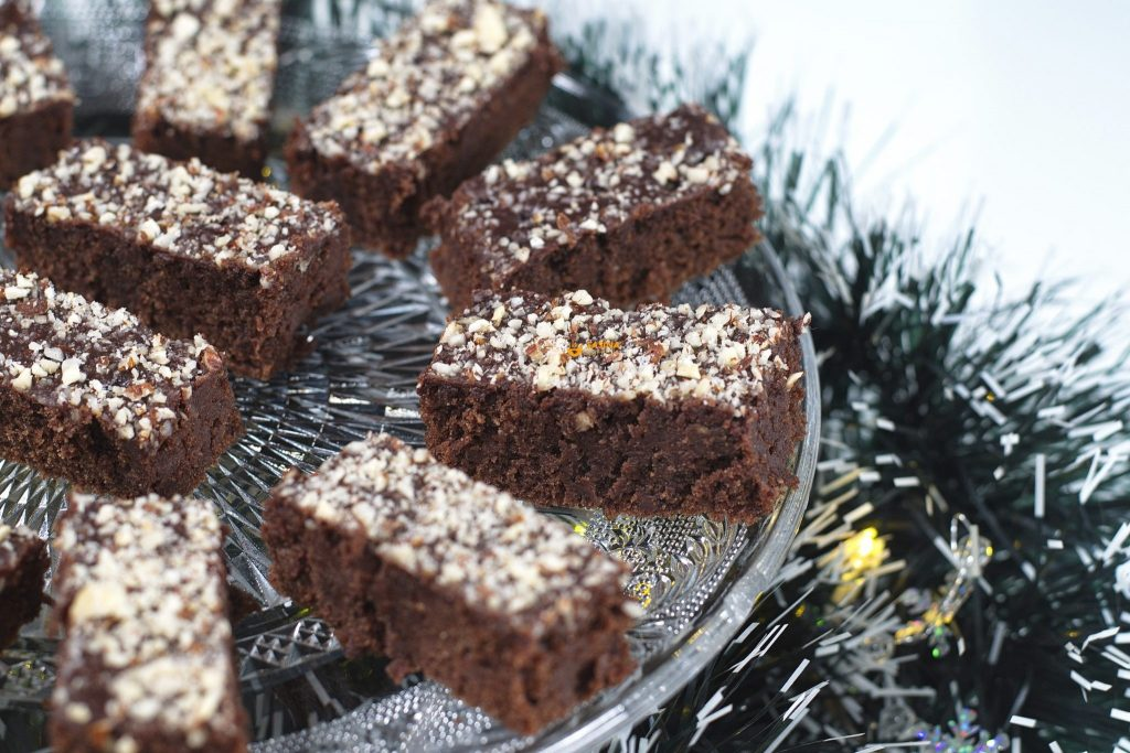 Čokoladni zalogajčići kolačići bez jaja recept