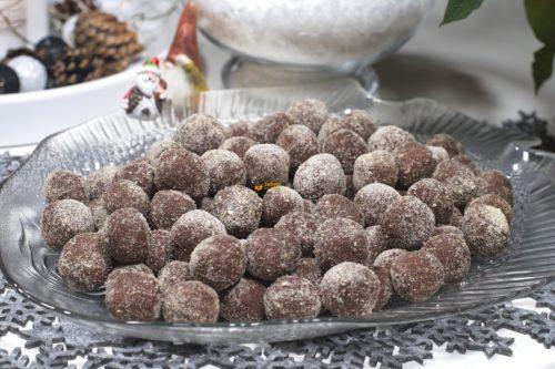 VIDEO – Kuglice od čokolade i piškota Ladyfingers Choco Balls