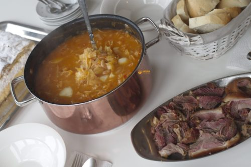 VIDEO – Grah sa krumpirom i kiselim zeljem