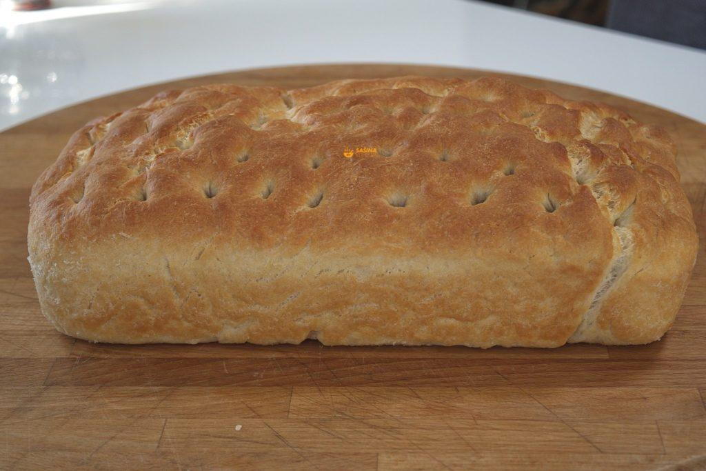 Domaći kruh recept