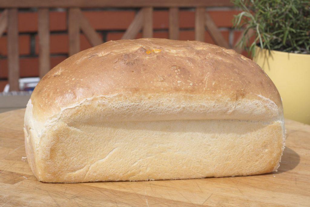 Mliječni kruh recept mekan kao oblak