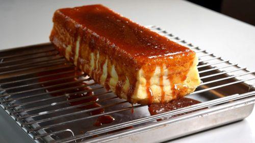 Ricotta Caramel Cheesecake – VIDEO
