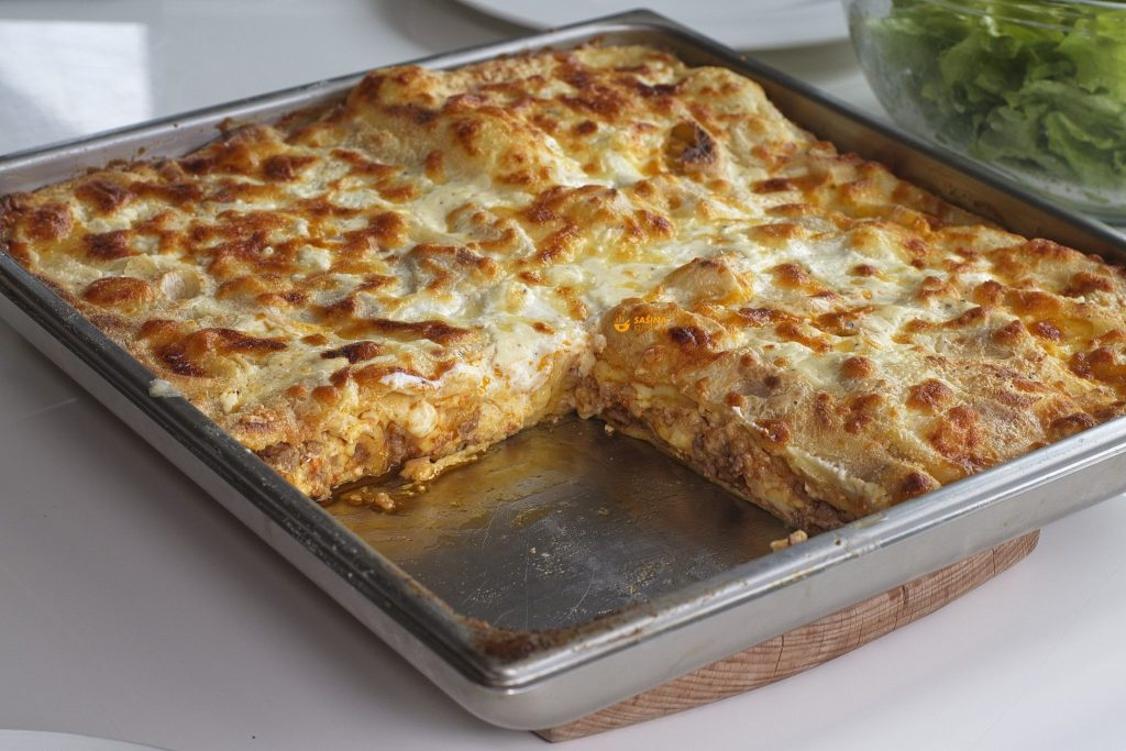 Lazanje Bez Bešamela Lasagne No Bechamel