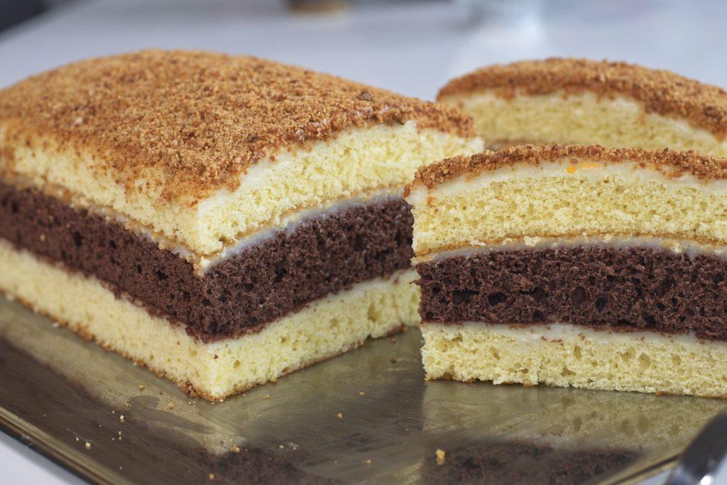 Žuta torta pita recept – VIDEO