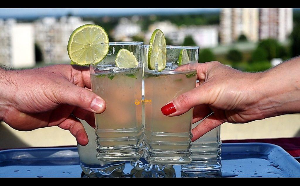 Osvježavajući ljetni napitak gotov za nekoliko minuta
