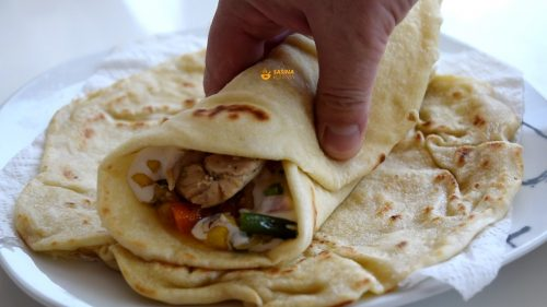 Tortilje recept Tortillas recipe – VIDEO