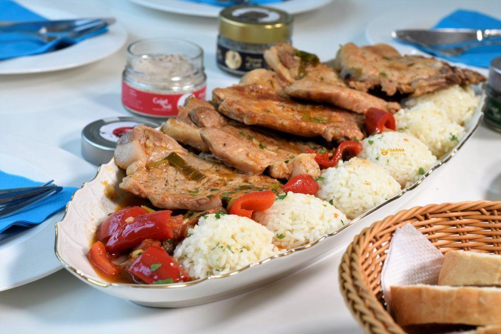 Brzi ljetni ručak odličnog okusa recept